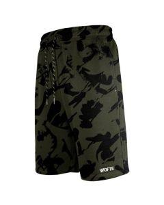 Wofte Staple Shadow Camo Shorts