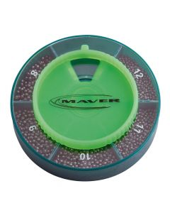 Maver Elite Micro Shot 5 Compartment Dispenser