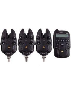 Wolf Icon QI Alarm 3 Rod Set and Hubb