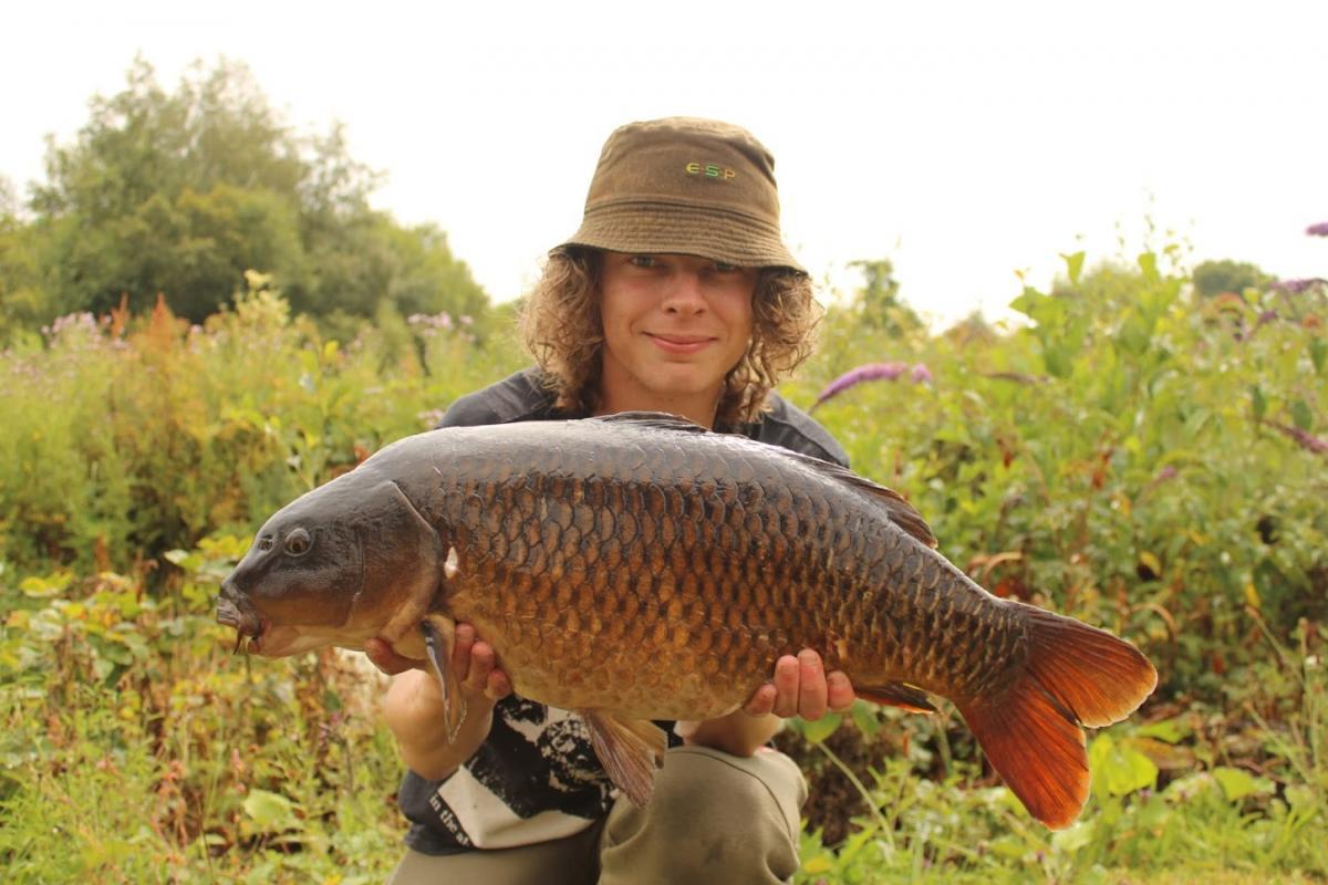Fishing at Llyn Y Gors - Robert Taylor